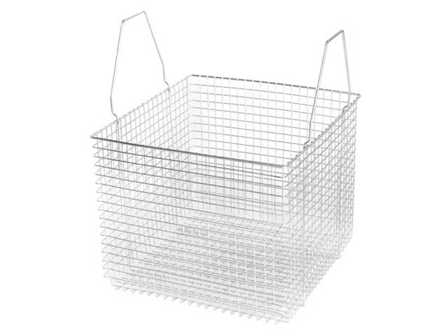 Extra Large parts wash basket COP basket from Koss