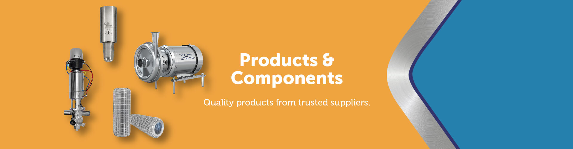 Koss Products & Components