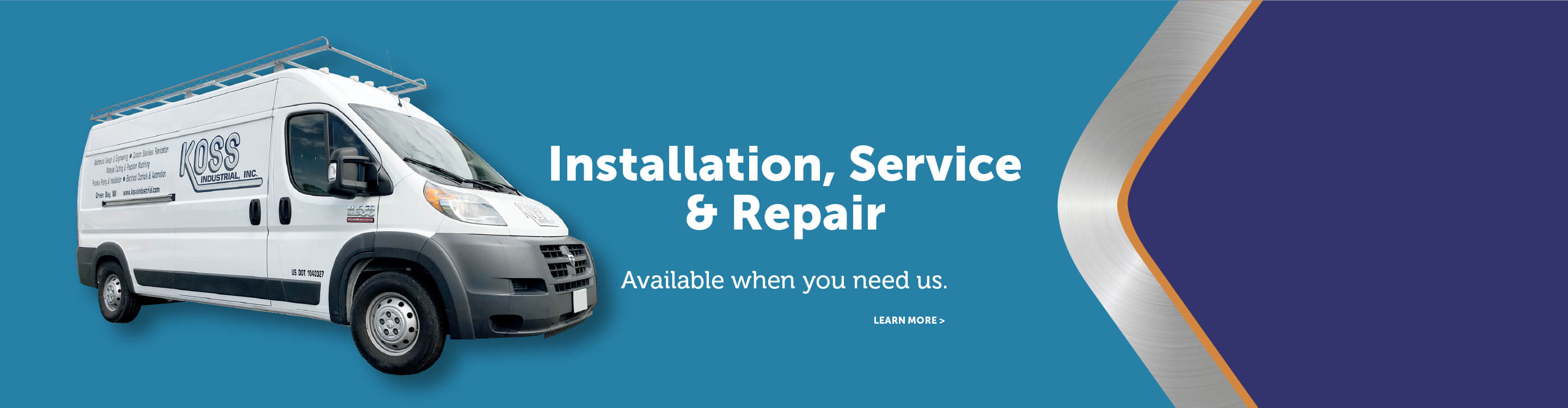 Koss Installation, Service & Repair
